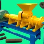 دستگاه تولید زغال